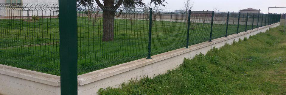 MEC RECINZIONI SNC - muretti prefabbricati - manufatti in cemento ...
